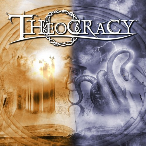 Theocracy by Theocracy (2013) Audio CD