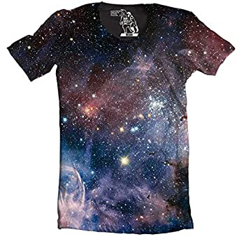 Carina nebula t shirt galaxy outer space for Outer space clothing