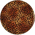 Andreas Silicone Trivet, Cheetah, 8 Inch