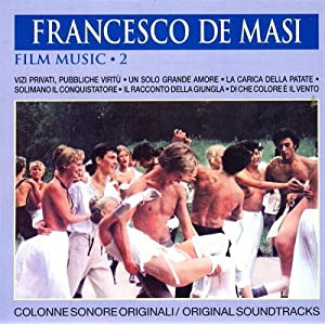 Francesco De Masi -  Francesco De Masi Film Music Vol. 2