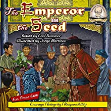 The Emperor and the Seed | Livre audio Auteur(s) : Carl Sommer Narrateur(s) : Carl Sommer