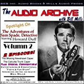 A Sam Spade Audio Double-Feature Starring Howard Duff, Volume 2 | [Dashiell Hammett]