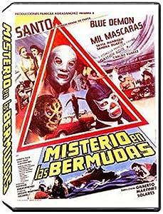 Amazon.com: Misterio En Las Bermudas: Santo, Blue Demon