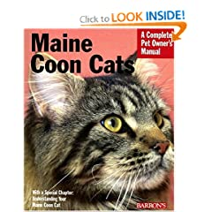 Maine Coon Cats (Complete Pet Owners Manual)