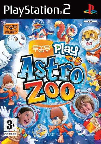 EyeToy: Play Astro Zoo - EyeToy kamera obvezna (PS2)