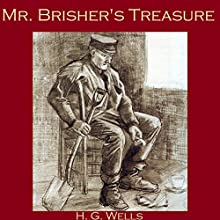 Mr. Brisher's Treasure Audiobook by H. G. Wells Narrated by Cathy Dobson