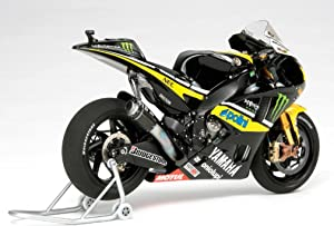 Tamiya 14119 1/12 YZR-M1 09 Monster Yamaha Tech3