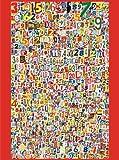 Andrews + Blaine Ltd The Number PI - 1,000 Pc Puzzle