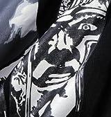 大きいサイズ 北斗の拳 Tシャツ(半袖) (ブラック) (3L 4L 5L 6L)
