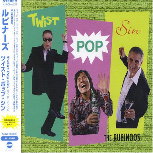 Twist Pop Sin (Bonus CD)