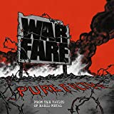 WARFARE-PURE FILTH:FROM THE VAULTS OF RABID METAL