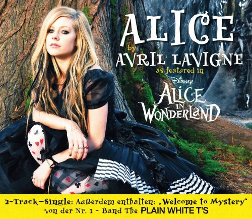 Avril Lavigne - Alice Cover Download