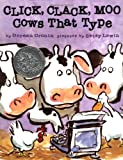 Click, Clack, Moo: Cows That Type (0689832133) by Doreen Cronin