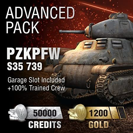 Advanced Pack: World of Tanks [Game Connect]