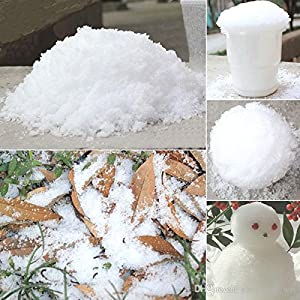Still Valley Fake Snow - Makes 2 Gallons of Instant Snow