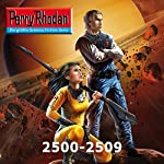 Perry Rhodan 2500-2509 (Perry Rhodan Stardust-Zyklus 1) | Frank Borsch,Christian Montillon,Andreas Eschbach,Leo Lukas,Michael Marcus Thurner,Arndt Ellmer