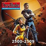 Perry Rhodan: Sammelband 11 (Perry Rhodan 2500-2509) | Frank Borsch, Christian Montillon, Andreas Eschbach, Leo Lukas, Michael Marcus Thurner, Arndt Ellmer
