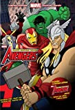 Avengers - Earth's Mightiest Heroes - Season 1 - Volume 1 (Bilingual)