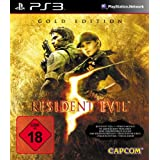"Resident Evil 5 - Gold Editionvon ""Capcom"""