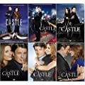 Castle: Complete Seasons 1-6 DVD