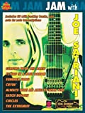 Jam With Joe Satriani Tab Book/Cd