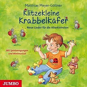 Klitzekleine Krabbelkäfer Hörbuch