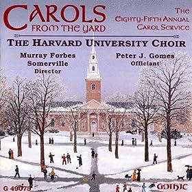 Carols from the Yard: The 85th Annual Carol Service