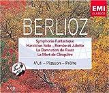 echange, troc  - Berlioz : Symphonie Fantastique / Roméo et Juliette (Coffret 5 CD)