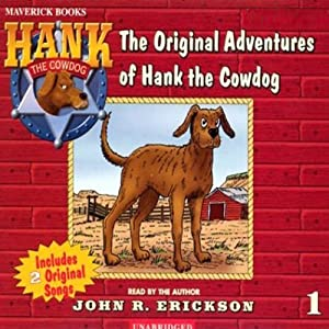 The Original Adventures of Hank the Cowdog Audiobook