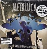 The Unforgiven II Australian 4-track CARD SLEEVE includes Bonus Free Poster CDSINGLE