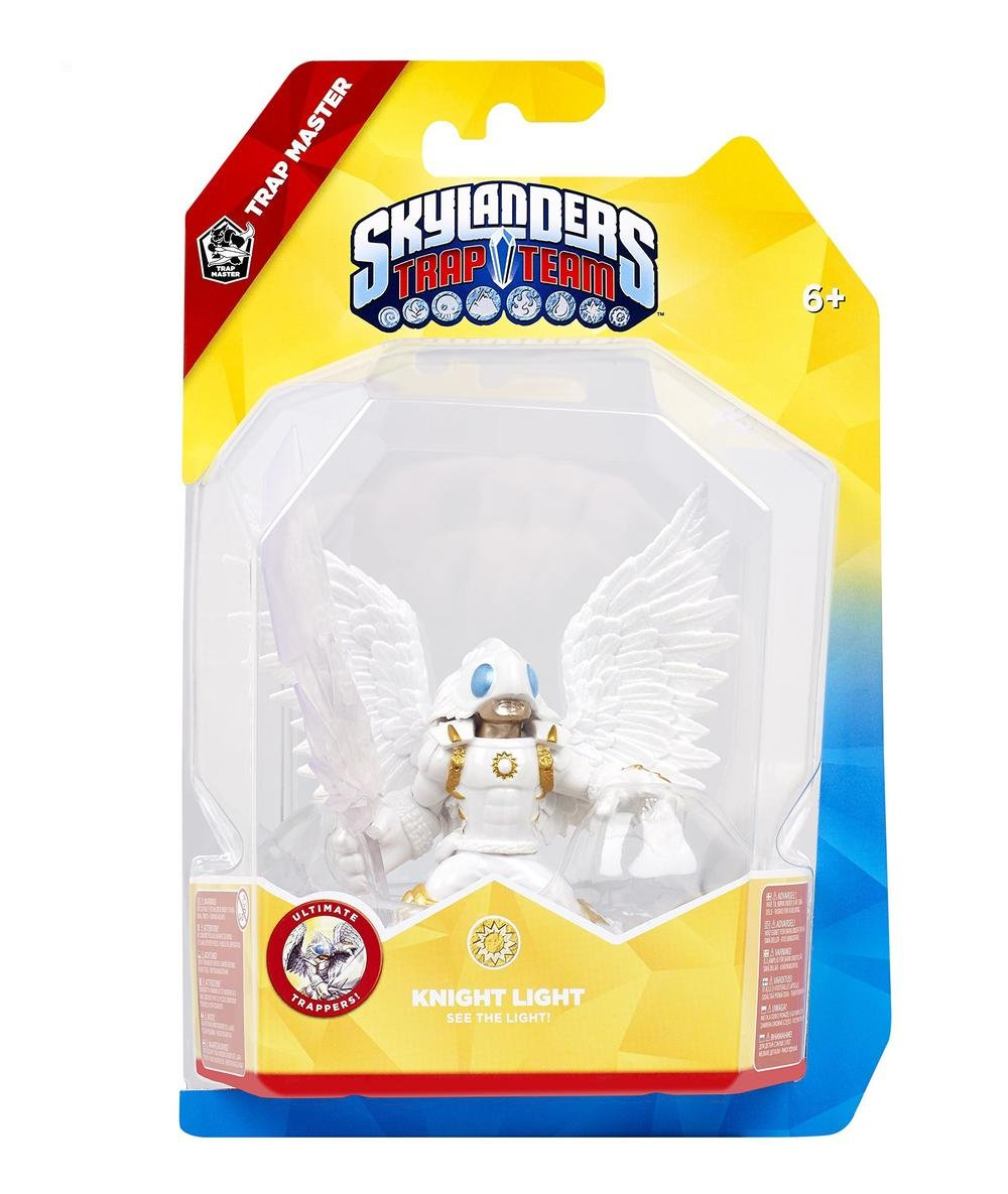 цена Skylanders Trap Team: Trap Master Knight Light