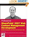 Professional SharePoint 2007 Web Cont...
