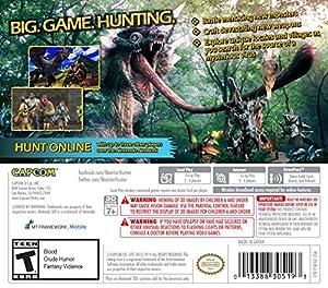 Monster Hunter 4 Ultimate: Nintendo 3DS - Parent by Amazon.com, LLC *** KEEP PORules ACTIVE ***