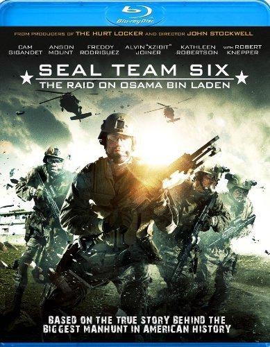 Seal Team Six: The Raid On Osama Bin Laden [Blu-ray] by ANCHOR BAY