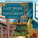 Last Wool and Testament: A Haunted Yarn Shop Mystery, Book 1