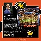 Jigsaw Puzzle - Oregon State University Beavers-OSU-500 Pc By Dowdle Folk Art