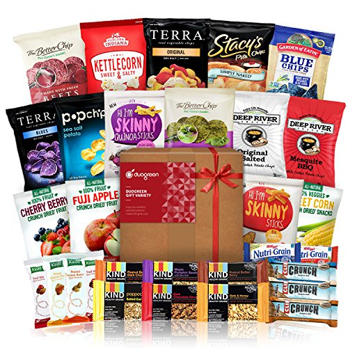Healthy Snacks Care Package Variety Pack Bundle Assortment (30 Count) (Diet Food compare prices)