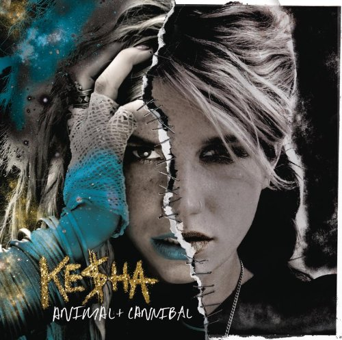 kesha cannibal artwork. Ke$ha - Cannibal (Deluxe