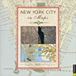 New York City in Maps: 2011 Wall Cale...
