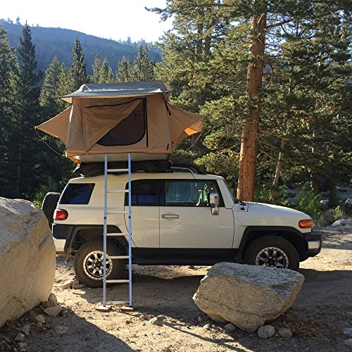 Tuff Stuff Scout Rooftop Tent- ... & Tuff Stuff Scout Rooftop Tent- Black Driving Cover - CAMP STUFFS