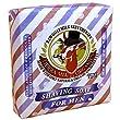 Tierra Mia Organics, Raw Goat Milk Soap, Shaving Soap for Men, 0.15 lbs