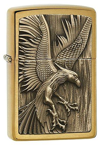 zippo-2004828-phoenix-on-fier-embleme-briquet-laiton-35-x-1-x-55-cm