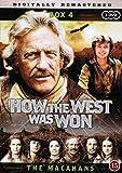 How the West Was Won: Season Three - Part One [Region 2]