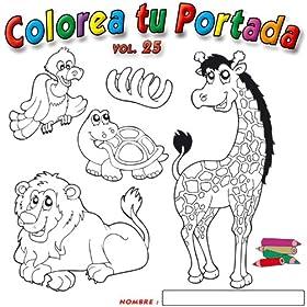 Amazon.com: Colorea Tu Portada Vol.25: Banda Infantil: MP3 Downloads