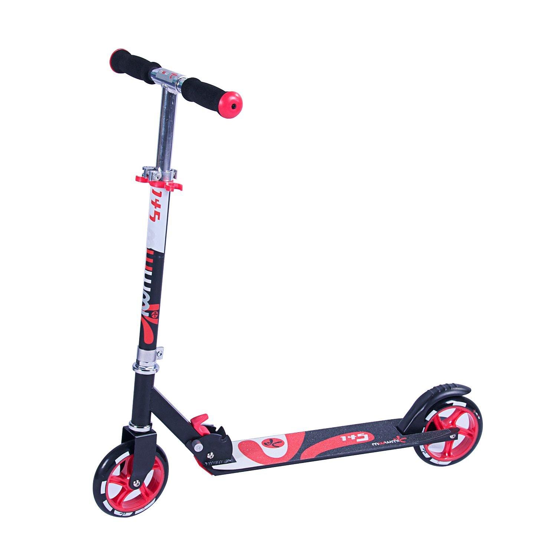 Authentics Sports Muuvmi 145, monopattino a due ruote in alluminio