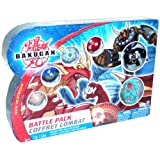 Bakugan Value Pack - 6 Bakugan with corresponding cards!