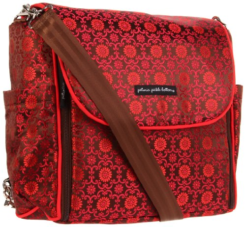 this deals petunia pickle bottom boxy backpack diaper bag amaryllis roll this review. Black Bedroom Furniture Sets. Home Design Ideas