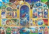 ディズニー 世界最小1000ピース ディズニーオールキャラクタードリーム DW-1000-405
