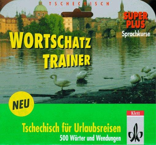 Wortschatztrainer Tschechisch für Urlaubsreisen, 1 Cassette m. Beiheft