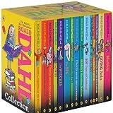 Roald Dahl Collection - 15 Paperback Book Boxed Set